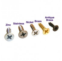Phillips Drive Screws