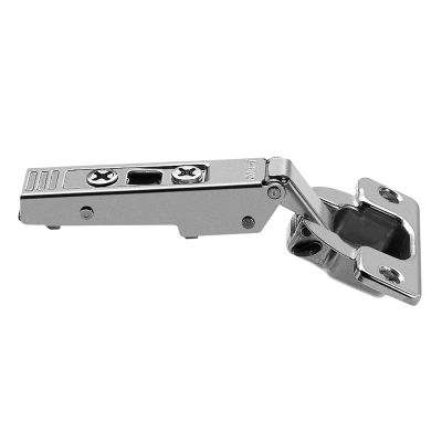 Blum 120°+ Clip Top Self-Closing, Straight-Arm, Screw-On Hinge