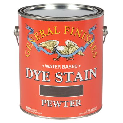 General Finishes Pewter Dye Stain