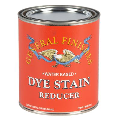 General Finishes Water Based Dye Stain Reducer
