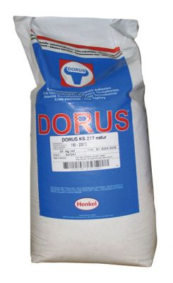 Dorus Edgebanding Adhesives Clear Pellets 55 lbs