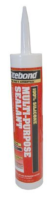 Titebond Multi-Purpose Sealant White 10.1 oz