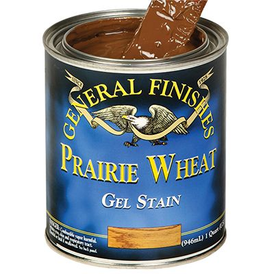 General Finishes Pairie Wheat Gel Stain