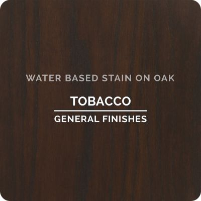 General Finishes Water Base Stain TOBACCO 1 Quart