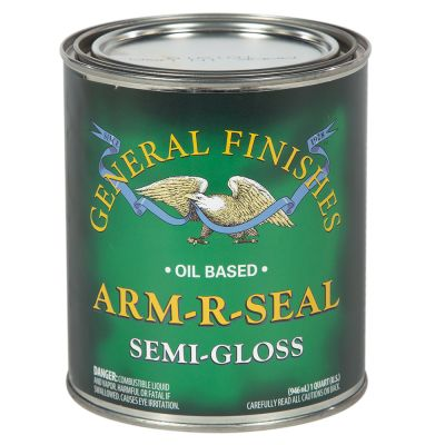 General Finishes Arm-R-Seal Topcoat Semi Gloss