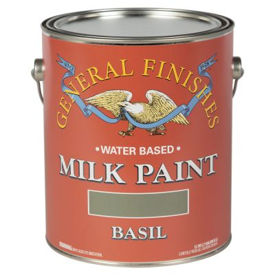 General Finishes Water Based Milk Paint Basil