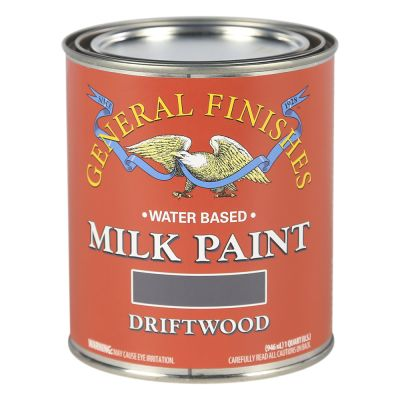 General Finishes Driftwood Milk Paint