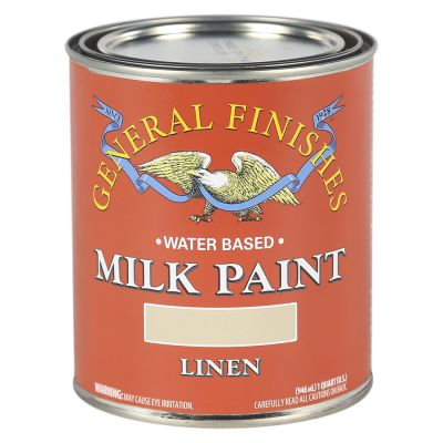 General Finishes Water Based Milk Paint Linen