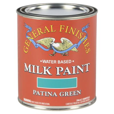 General Finishes Patina Green Milk Paint