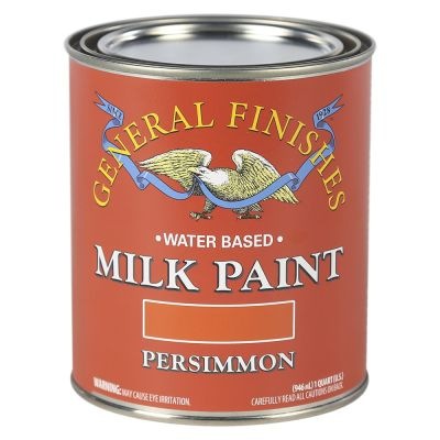 General Finishes Persimmon Milk Paint