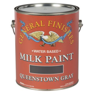 General Finishes Queenstown Gray Milk Paint