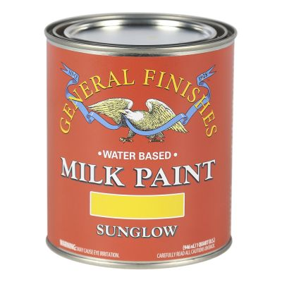 General Finishes Sunglow Milk Paint
