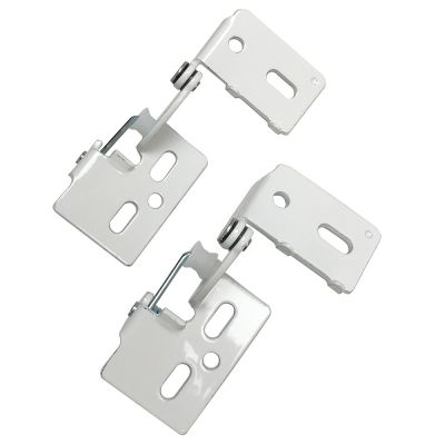 "Youngdale 1/2"" Overlay Low Profile White Hinge"