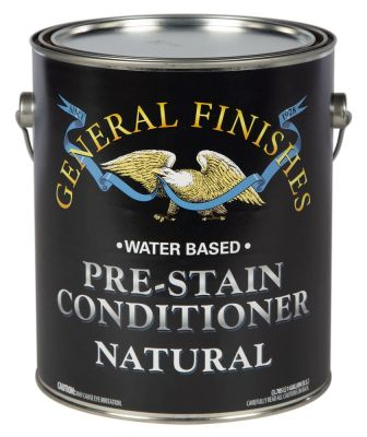General Finishes Water Based Stain Natural Gallon