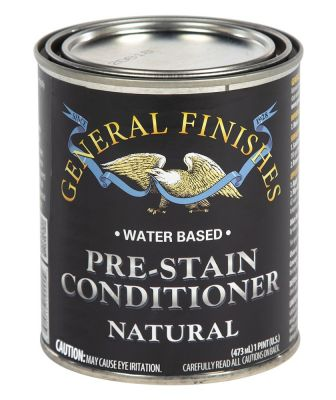General Finishes Water Based Stain Natural Pint
