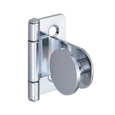 Sugatsune GH340-CRP Chrome Inset Glass Door Hinge