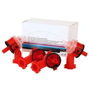 3M 16609 2.0mm Nozzle for Accuspray Gun Red