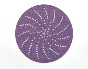 3M 732U 5in Hookit Clean Sand Purple Discs