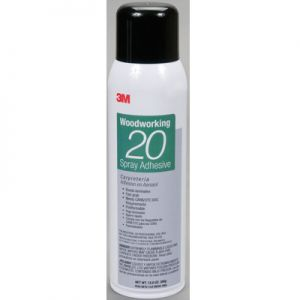 3m Spray 20 Woodworking Adhesive