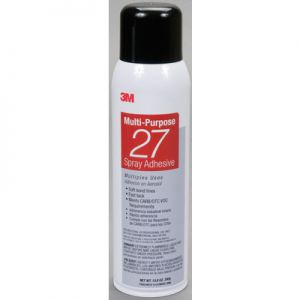 3M Spray 27 Multi-Purpose Adhesive