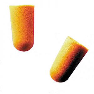 3M Disposable Foam Earplugs