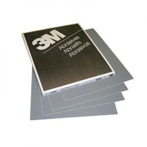 "3M 9"" x 11"" Wetordry Sheets"