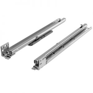 "Hettich Quadro FAQ Slide for 1/2"" or 5/8"" Material"