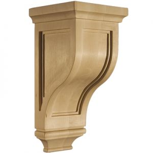 Art For Everyday CBL-PN Series Mission Corbel Paint Grade