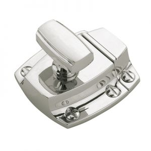"Amerock BP55315-PN 1-1/2"" x 1-3/4"" Latch Pearl Nickel"