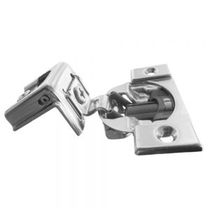 Blum Compact 38C 1-1/4in overlay Screw-on with Soft Close