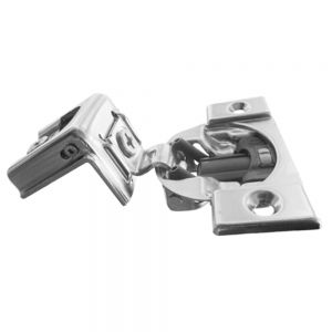"Blum Compact 39C 110° 1-3/8"" OL Soft Close Screw-on Hinge"