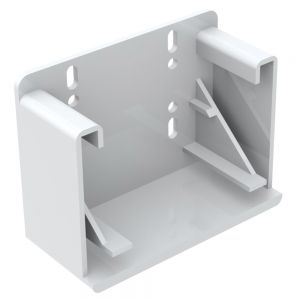 "Blum Rear Mounting Bracket for 9"" Tandem 266mm-282mm"