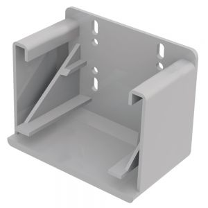 "Blum Rear Mounting Bracket for 9"" Tandem 283mm-299mm"