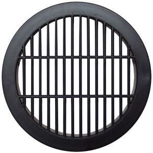 Bainbridge Vent Grommet for 2.5in Dia Hole Black