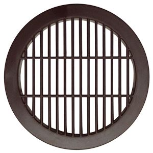 Bainbridge Vent Grommet for 2in Dia Hole Brown