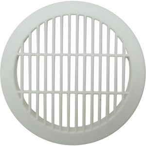 Bainbridge Vent Grommet for 3in Dia Hole White
