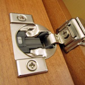 Blum Compact 39C Hinges with Integrated Soft-Close