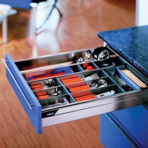 Blum Orga-line Components for Cutlery Sets