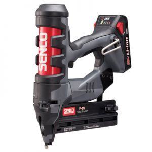 Senco F18 Cordless Finish Nailer 18 Gauge