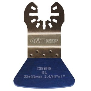 CMT 0MM19 Multi-Cutter 2-1/16W Rigid Scraper