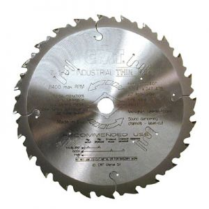 CMT Framing and Decking Blade for Circular Saws7-1/4""