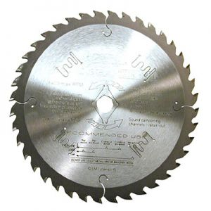 CMT Crosscut Blade for Circular Saws7-1/4""