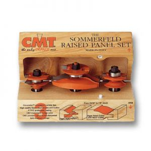 CMT 3pc Ogee aised Panel Set