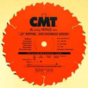 "CMT 10"" Ripping Blades"