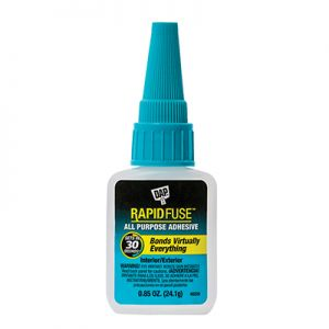 DAP Rapid Fuse All Purpose Glue .85oz