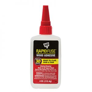 DAP Rapid Fuse Wood Glue