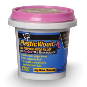 DAP Plastic Wood X Natural 5.5oz