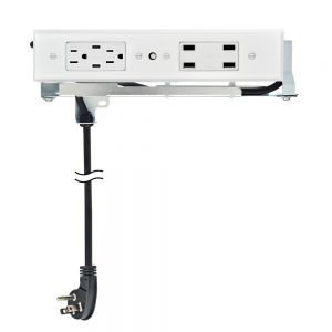 Docking Drawer 0290-30102W Blade Duo Charging Outlet White