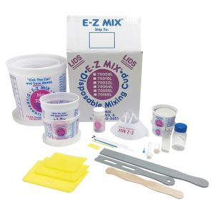 E-Z Mix Assortment Box of E-Z Mix Products