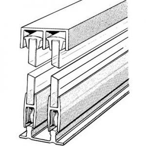 EPCO Sliding Glass Door Track and Components